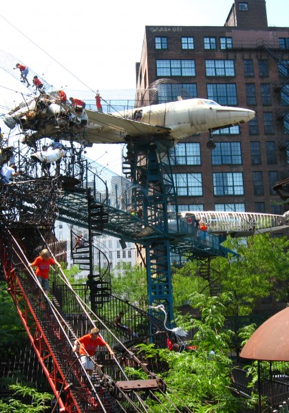 City Museum: The Ultimate Urban Playground