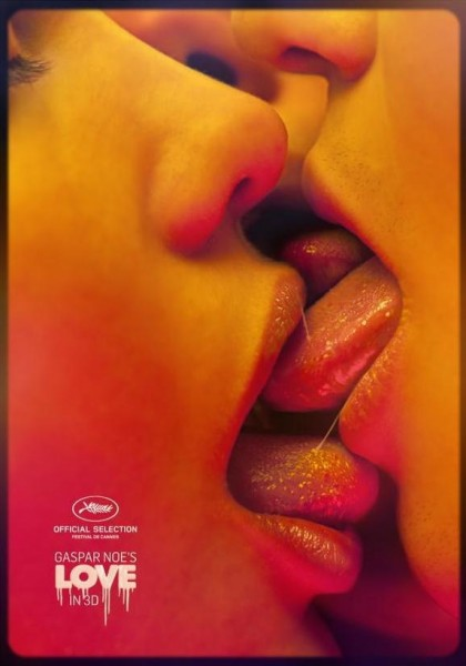 Gaspar NOÉ  Love Official Trailer