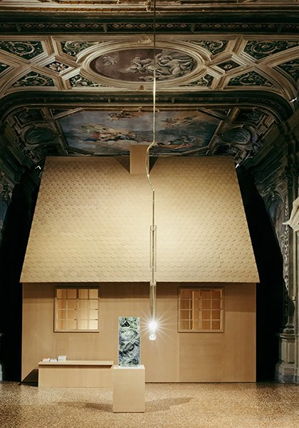 Prada's Unlikely Philosophical Hut