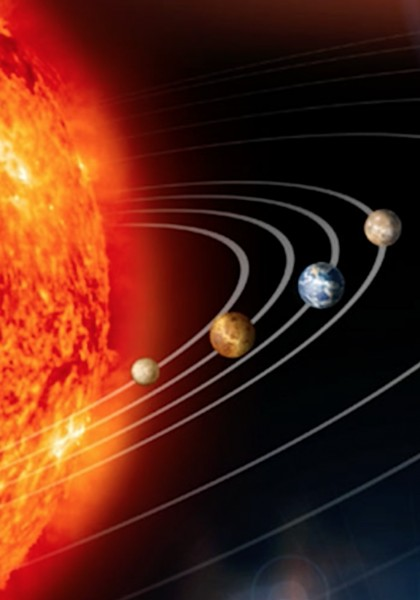 To Scale: The Solar System